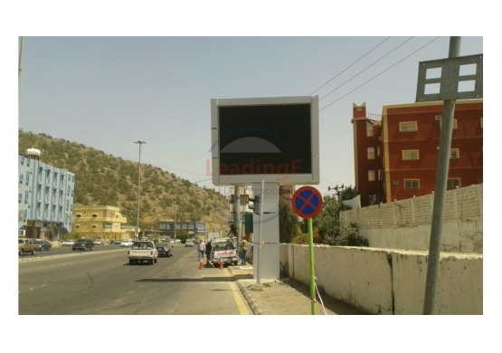 P16 Outdoor LED Billboard for Saudi