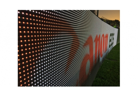 P10 Outdoor Sport LED Perimeter