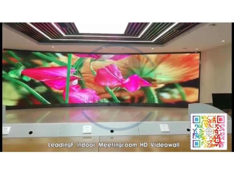 P1.9 Indoor HD LED Video Wall for Meeting Room